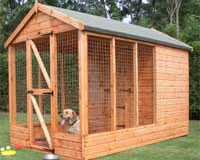 kennels to suit all sizes