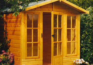 Shire - Elton wooden summerhouse